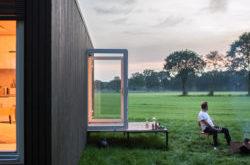 Jednoposchodové nízkoenergetické domy