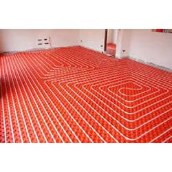 Podlahové vykurovanie do obývačky