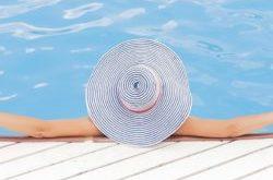 Fóliové bazény sú v lete ideálne