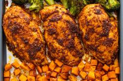 Kuracie mäso a bielkoviny